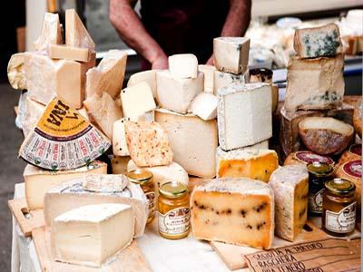 Käsesorten der Welt
